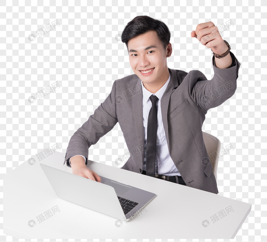 Orang Orang Bisnis Duduk Di Kantor Png Grafik Gambar Unduh Gratis Lovepik