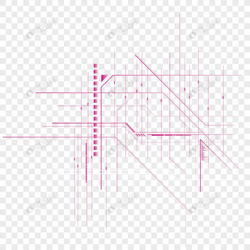 tecnología de color sentido línea vector Imagen Descargar_ Gráficos ...