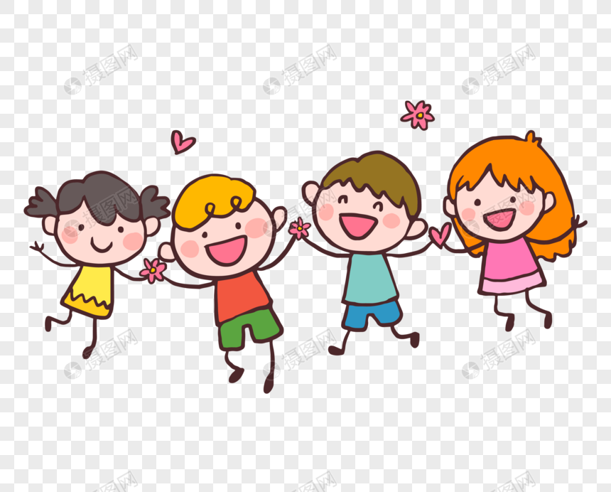 children holidaying holidays hand in hand png