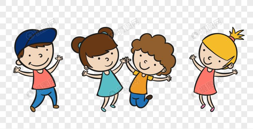 เด็ก ๆ วาดด้วยมือง่าย ๆ ที่มีความสุข ดาวน์โหลดรูปภาพ (รหัส) 400943342_ขนาด  285.7 KB_รูปแบบรูปภาพ AI _th.lovepik.com