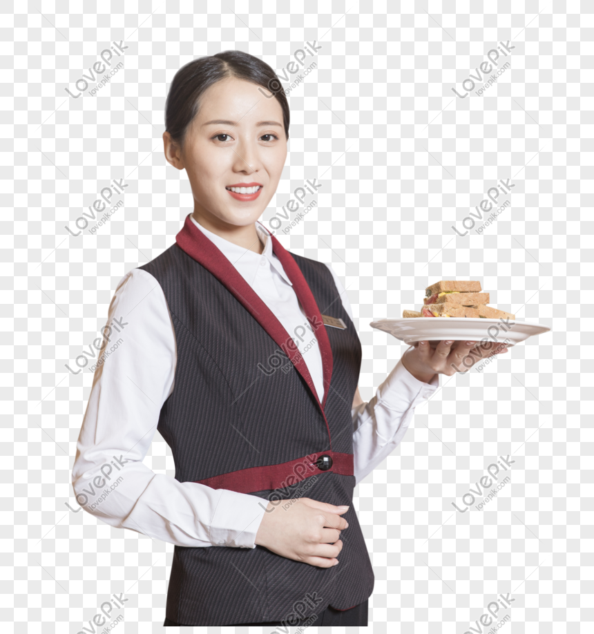 Hotel Waiter Service Png Image Picture Free Download 400948412 Lovepik Com