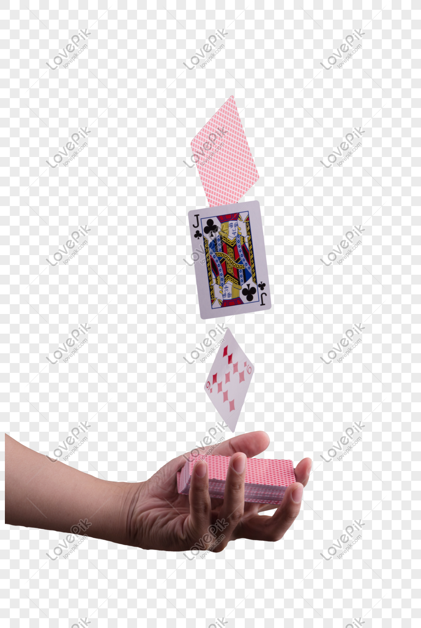 Hold Poker Cards In Hand Png Image Picture Free Download 400953301 Lovepik Com