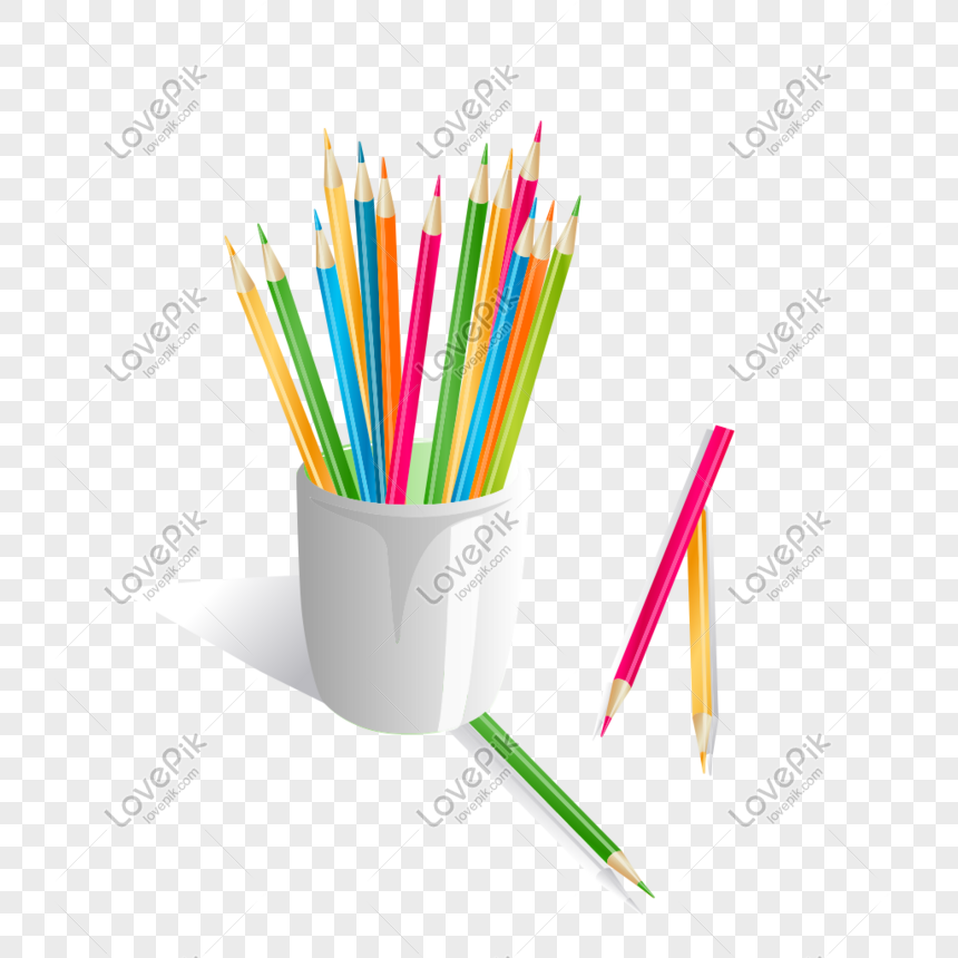 color pencil png