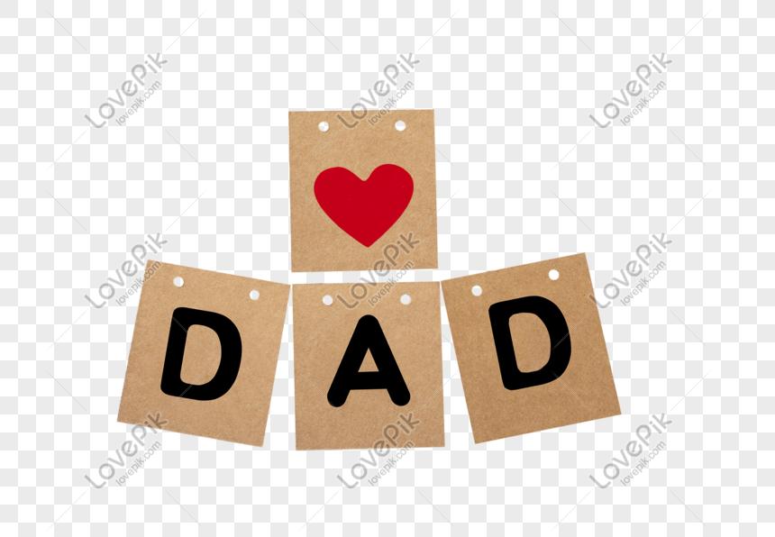 Kad Hari Bapa Gambar Unduh Gratis Imej 400999338 Format Png My Lovepik Com
