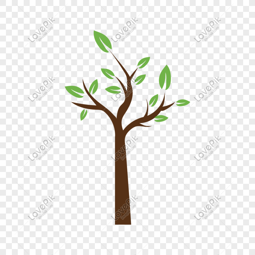cartoon tree vector png image picture free download 401006884 lovepik com cartoon tree vector png image picture