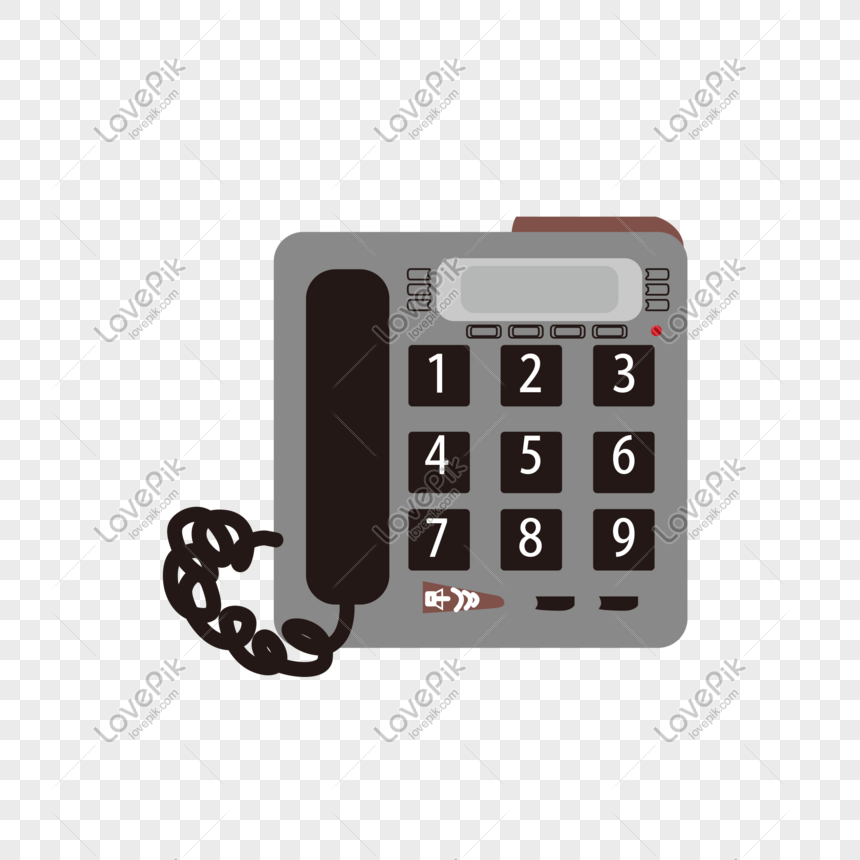 Telepon Hitam Putih Gambar Unduh Gratis Grafik 401014776format