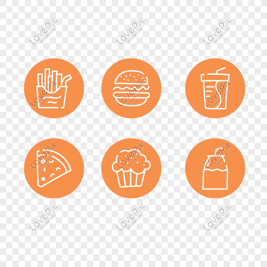 fast food icon png