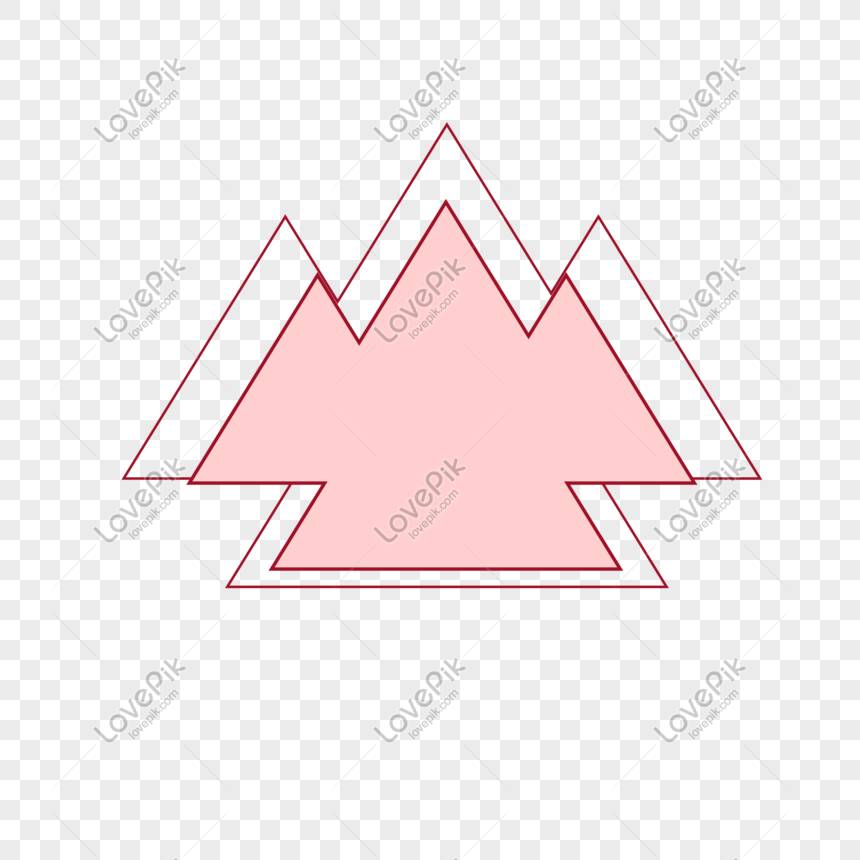 Triangular Border Png Image Picture Free Download 401030334 Lovepik Com