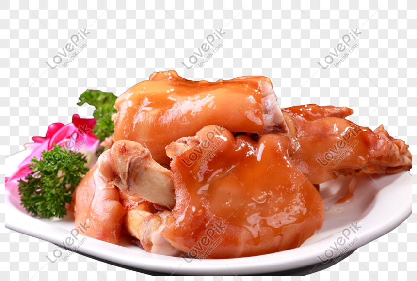 Pot Stewed Pig Feet Png Image Picture Free Download 401034089 Lovepik Com