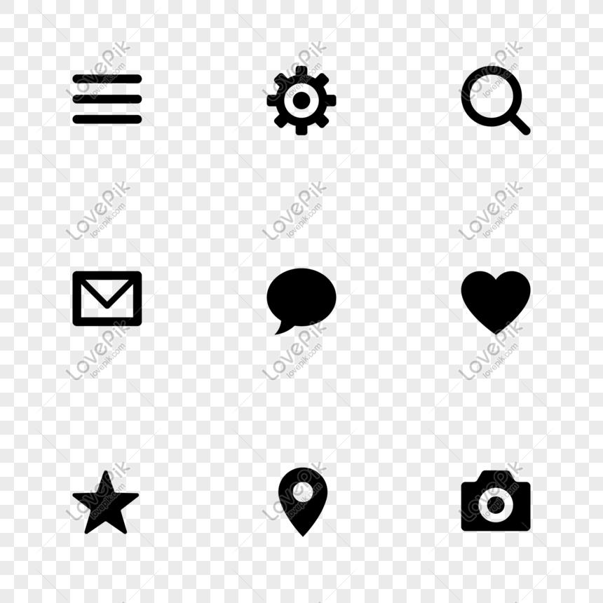 Векторный icon png