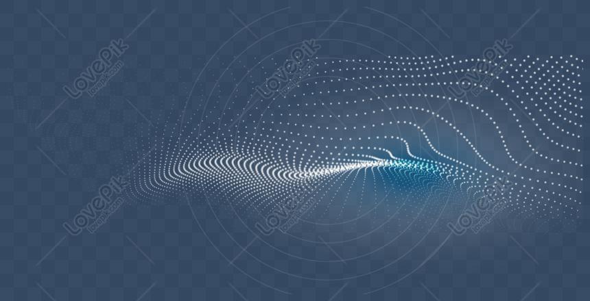 garis partikel indera teknologi