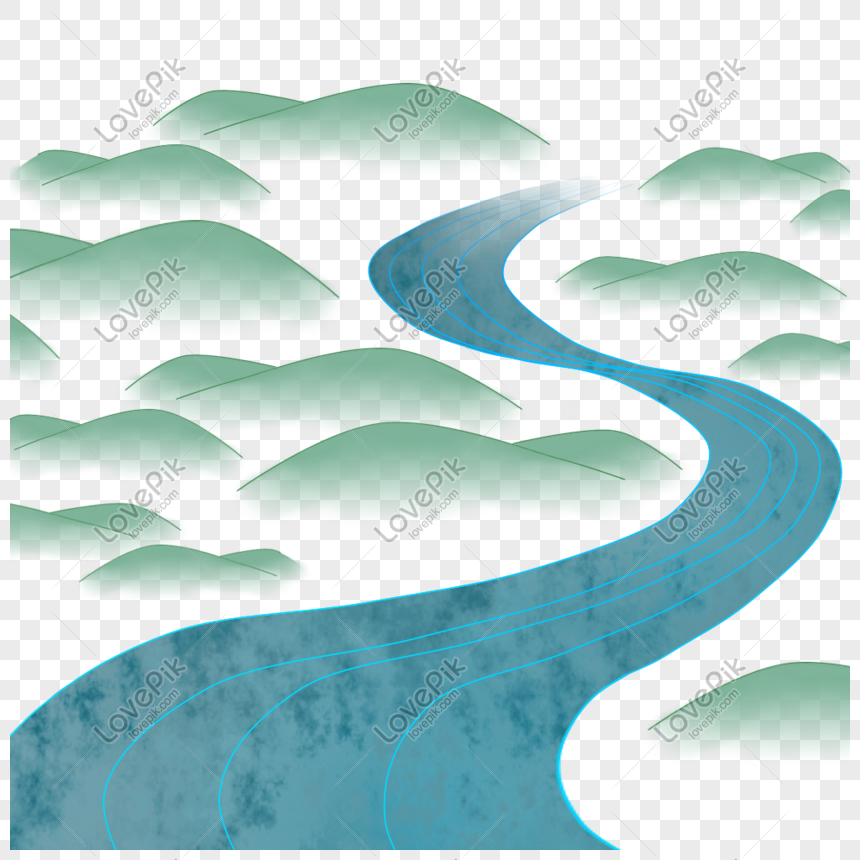 Rivers Mountains And Rivers Png Image Picture Free Download 401065875 Lovepik Com