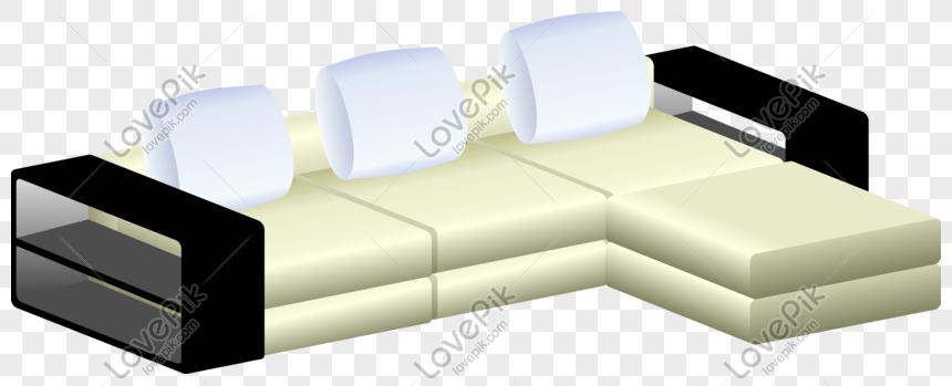 Sofa Hitam Putih Gambar Unduh Gratis Grafik 401067802 Format Gambar