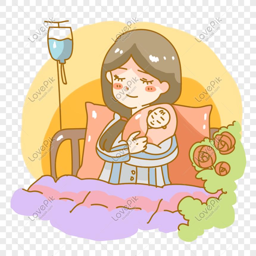 Ibu Memegang Bayi Yang Baru Lahir Gambar Unduh Gratis Imej 401070361 Format Psd My Lovepik Com