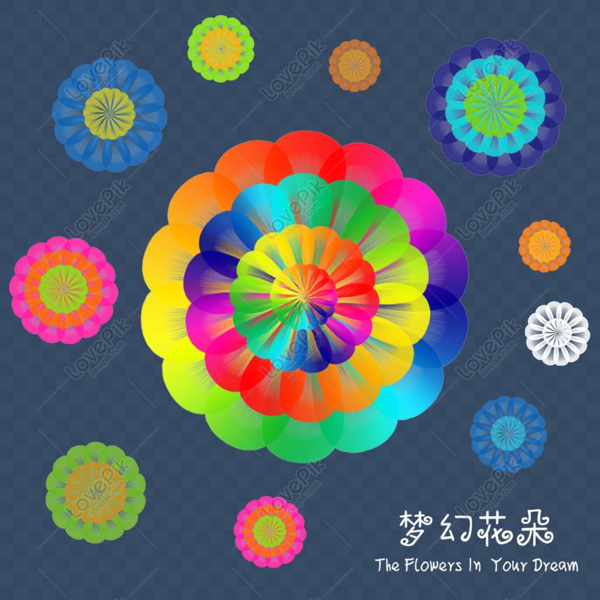 Những Cánh Hoa đầy Màu Sắc Và Xinh đẹp Hình ảnh định Dạng