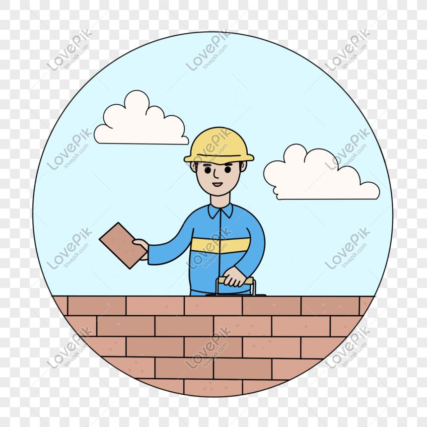 Pekerja Pekerja Pembinaan Hari Pekerja Imej Png Gambar Unduh Gratis Imej 401089706 Format Psd My Lovepik Com