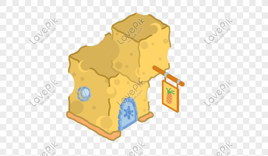 85 Koleksi Gambar Latar Rumah Spongebob HD Terbaru