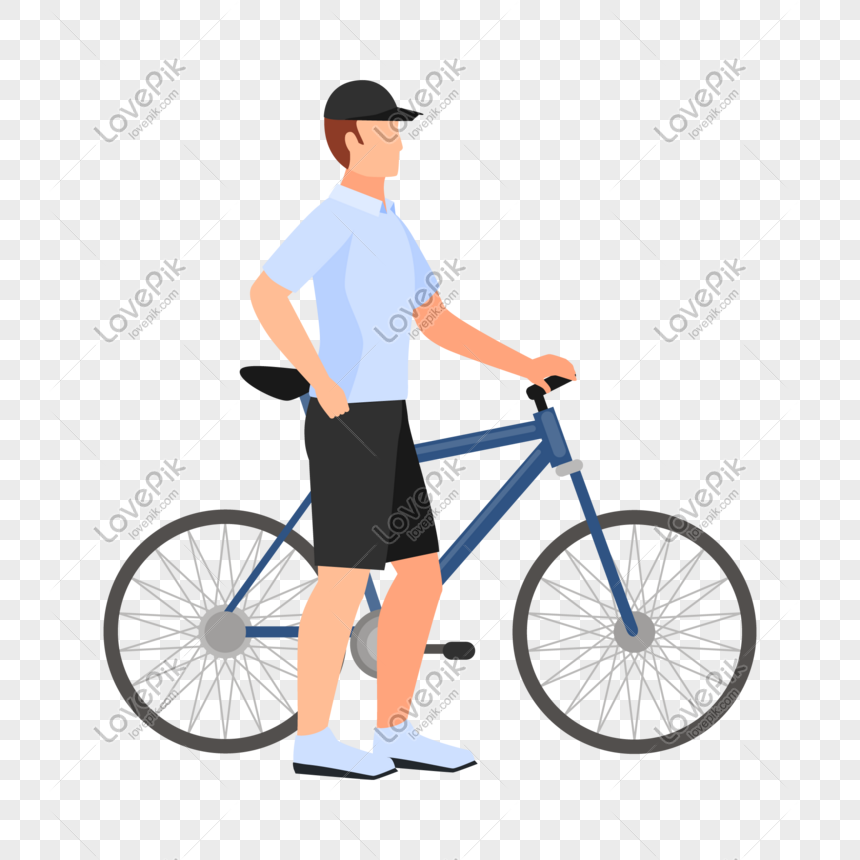 push bike vector png image picture free download 401114943 lovepik com push bike vector png image picture free
