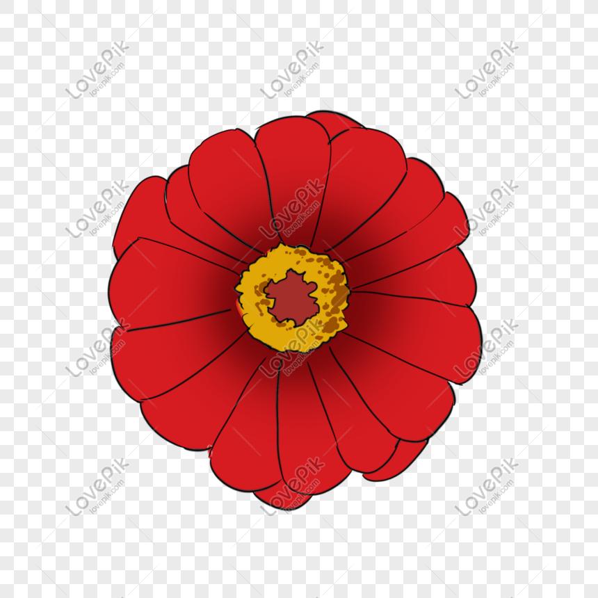 Hoa Màu đỏ đẹp Hình ảnh định Dạng Hình ảnh Psd 401115064