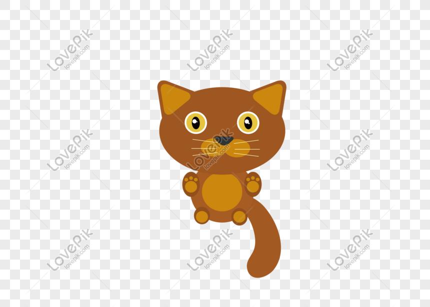 80 Koleksi Gambar Binatang Kucing Kartun Gratis Terbaik