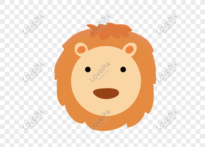 54 Gambar Hewan Kartun Singa Gratis