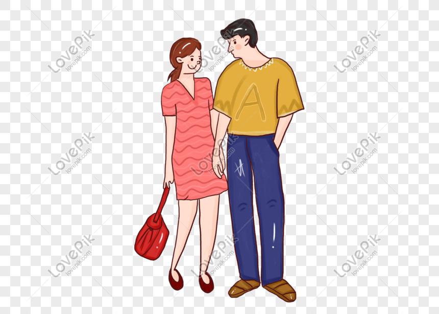 14+ Gambar Kartun Lucu Pasangan Kekasih - Miki Kartun