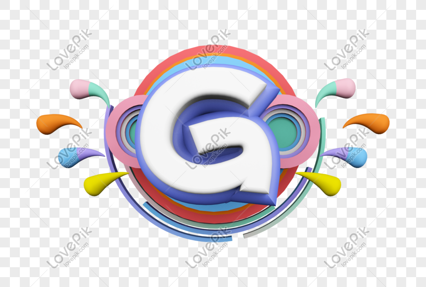 stereo english letter g png image picture free download 401164988 lovepik com lovepik