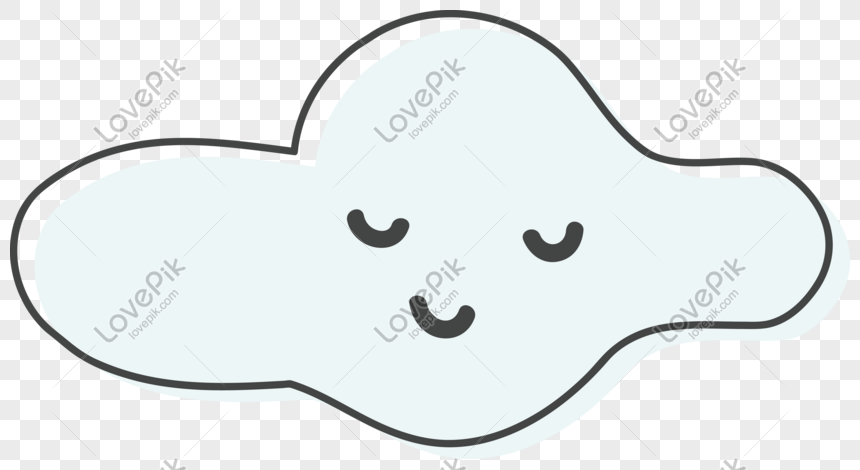 Cartoon Clouds Png Image Picture Free Download 401165159 Lovepik Com