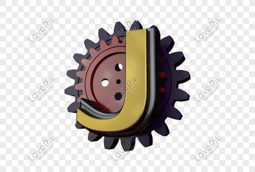stereo gear letter j png
