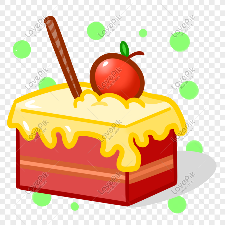 cherry cake png
