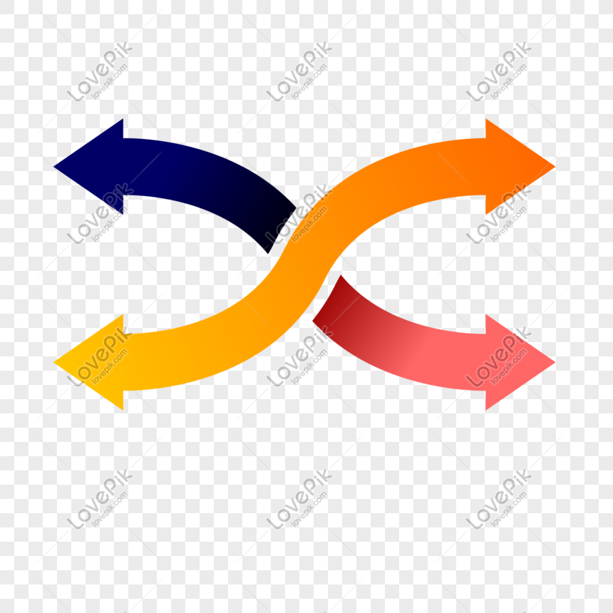 Creative Two Way Arrow Png Image Picture Free Download 401209777 Lovepik Com