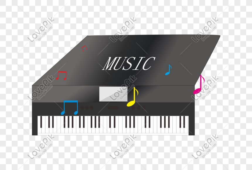 Piano Vector Hd Material Png Image Picture Free Download 401213916 Lovepik Com