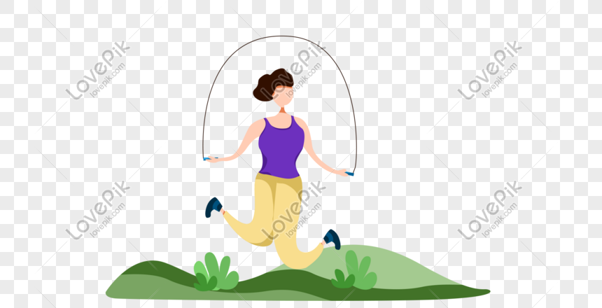 Weight Loss Skipping Fitness Png Image Picture Free Download 401222592 Lovepik Com