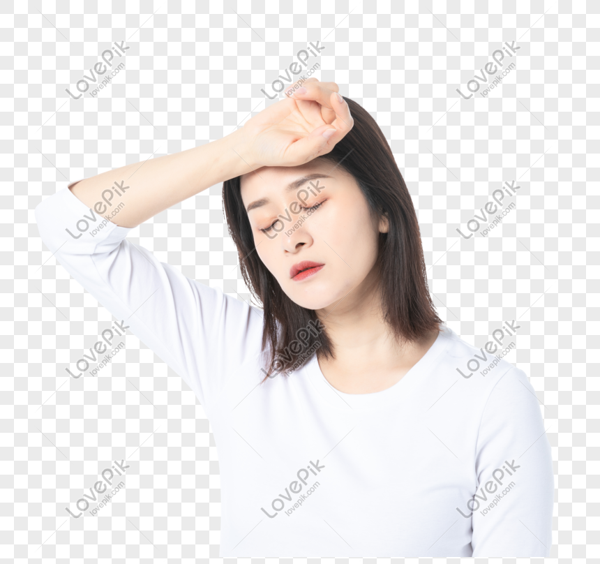 Female Headache Png Image Picture Free Download 401222775 Lovepik Com