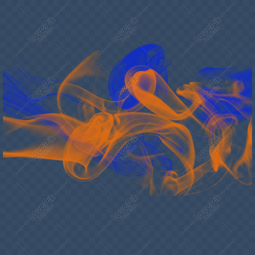 smoke effect element png