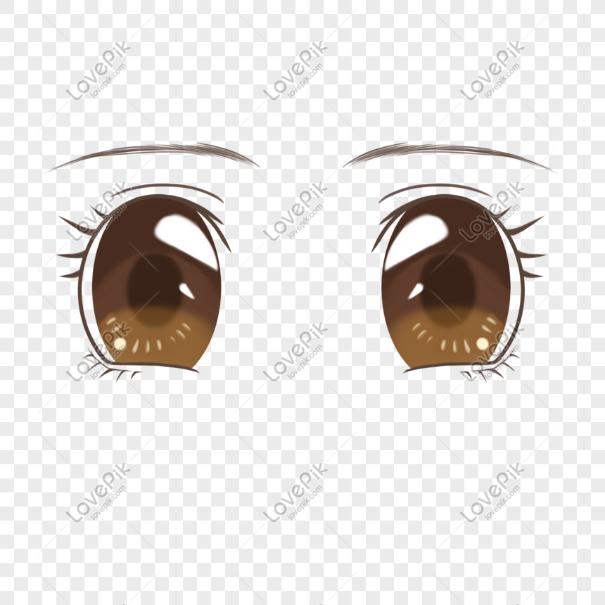 Anime Eyes Free Buckle 1 Png Image Picture Free Download 401229570 Lovepik Com
