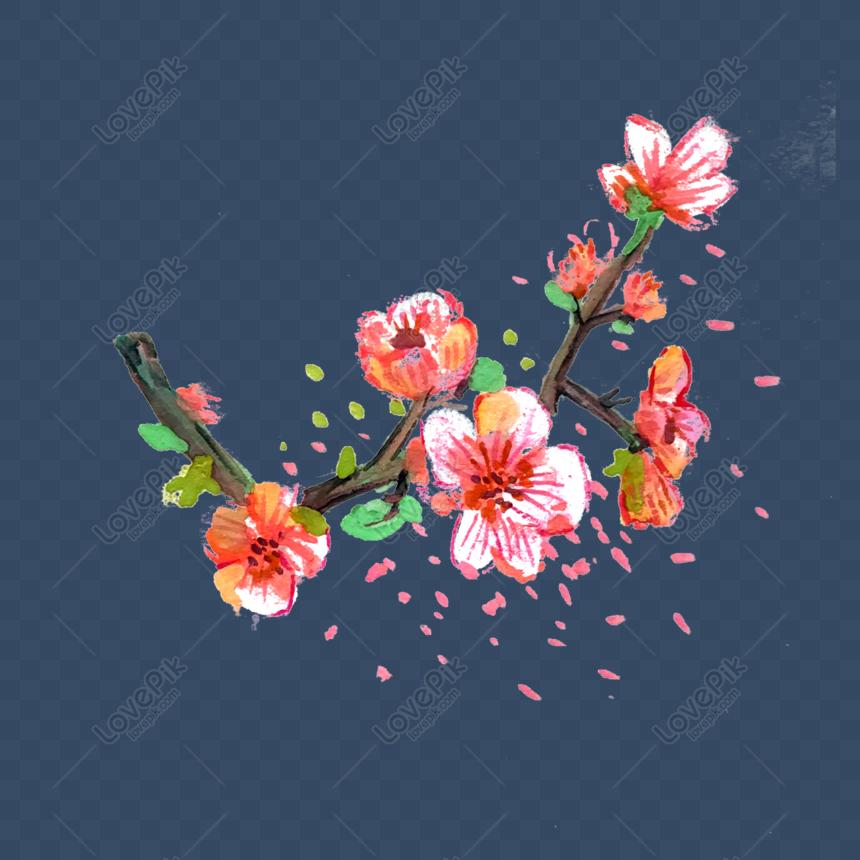 peach blossom png