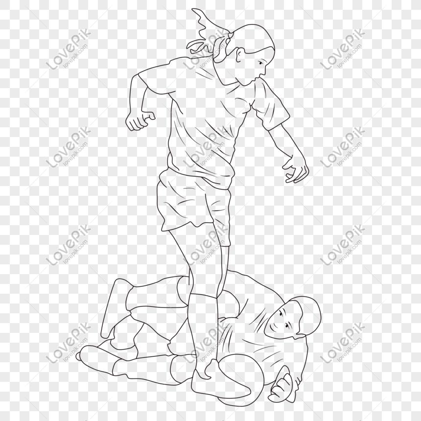 pertandingan sepak bola wanita