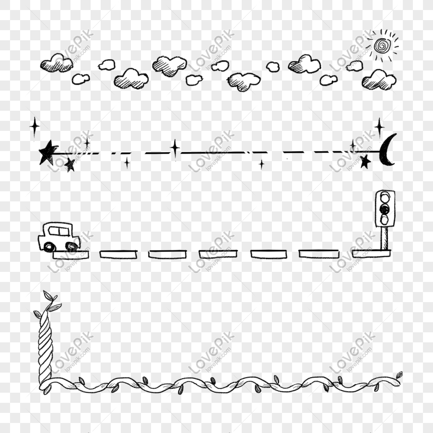 Car Start Line Png