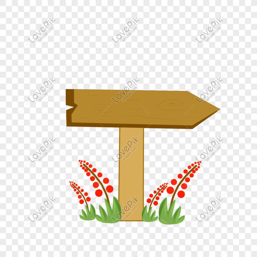 cartoon road sign png