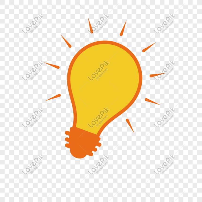 vektor bola lampu elemen inspirasi cahaya listrik png grafik gambar unduh gratis lovepik vektor bola lampu elemen inspirasi