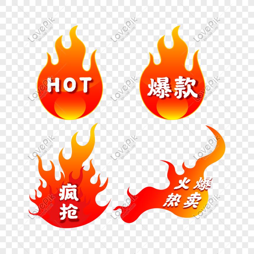 hot sale label png