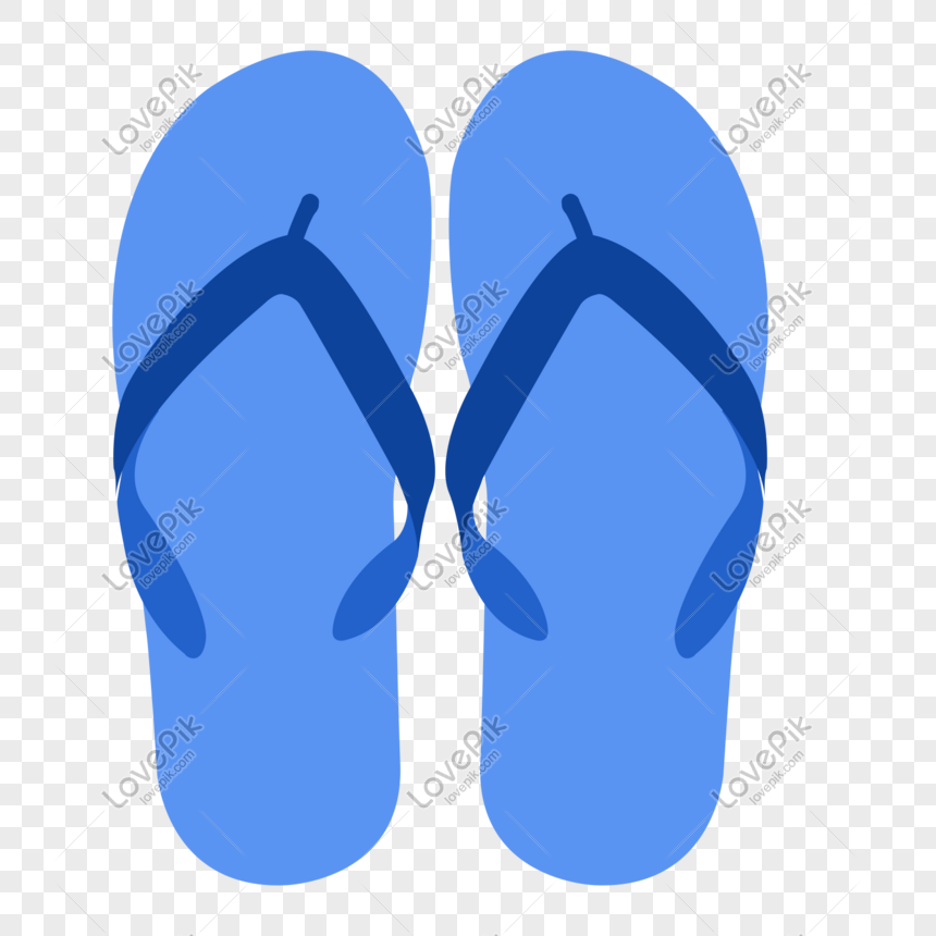 slippers free 抠 vector illustration material png
