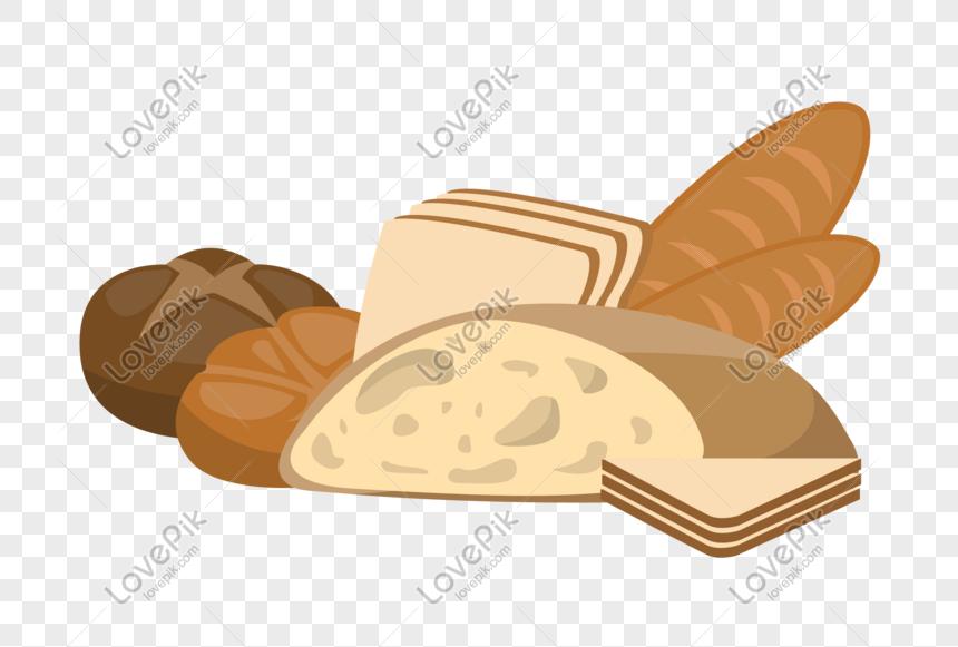 Aneka Roti Png Grafik Gambar Unduh Gratis Lovepik