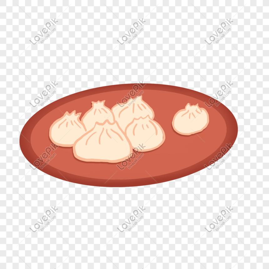 hand drawn cartoon buns png