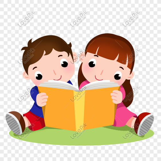 Mirzan Blog S 30 Ide Keren Gambar Anak Anak Kartun Membaca Buku