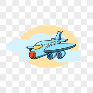 Cartoon Plane Png Image Picture Free Download 400460762 Lovepik Com