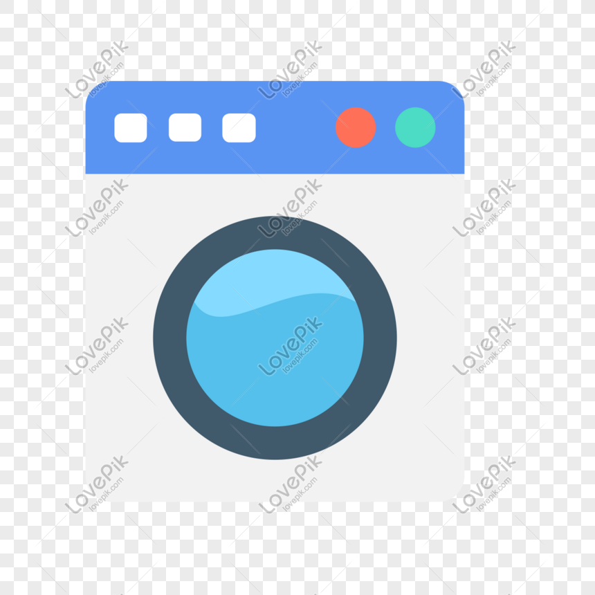Washing Machine Icon Free Vector Illustration Material Png Image Picture Free Download 401277021 Lovepik Com