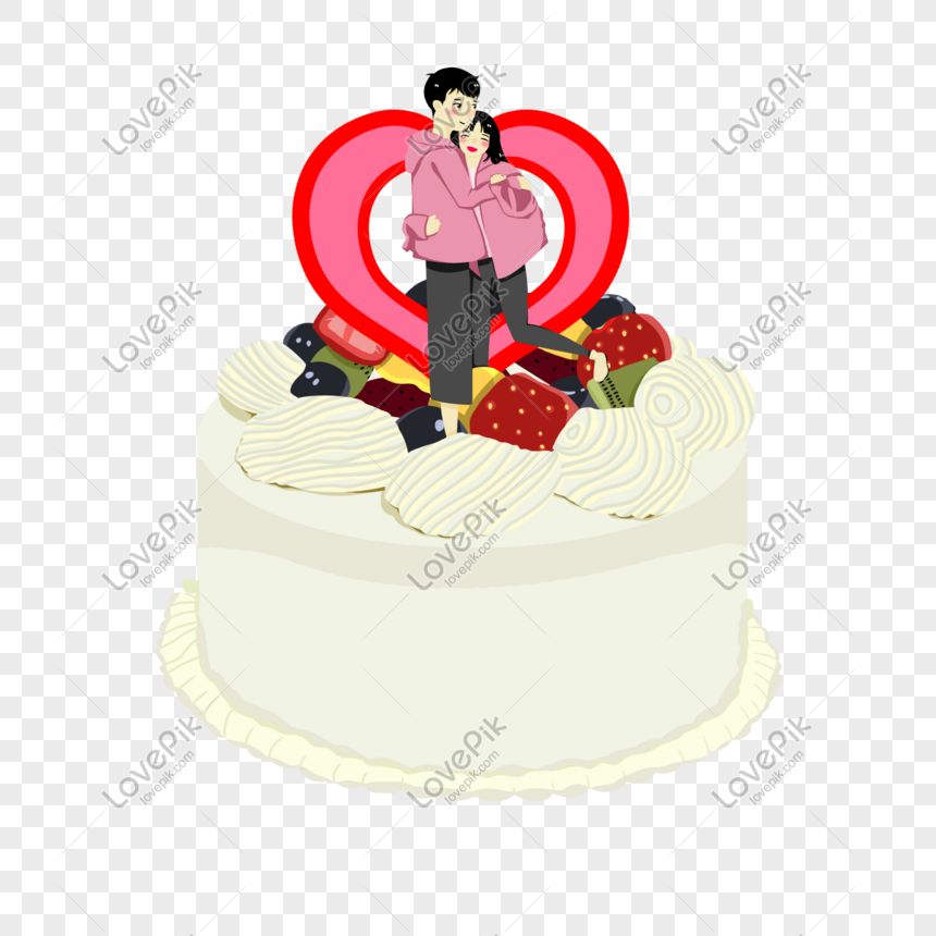 Couple Cake Png Image Picture Free Download 401279247 Lovepik Com
