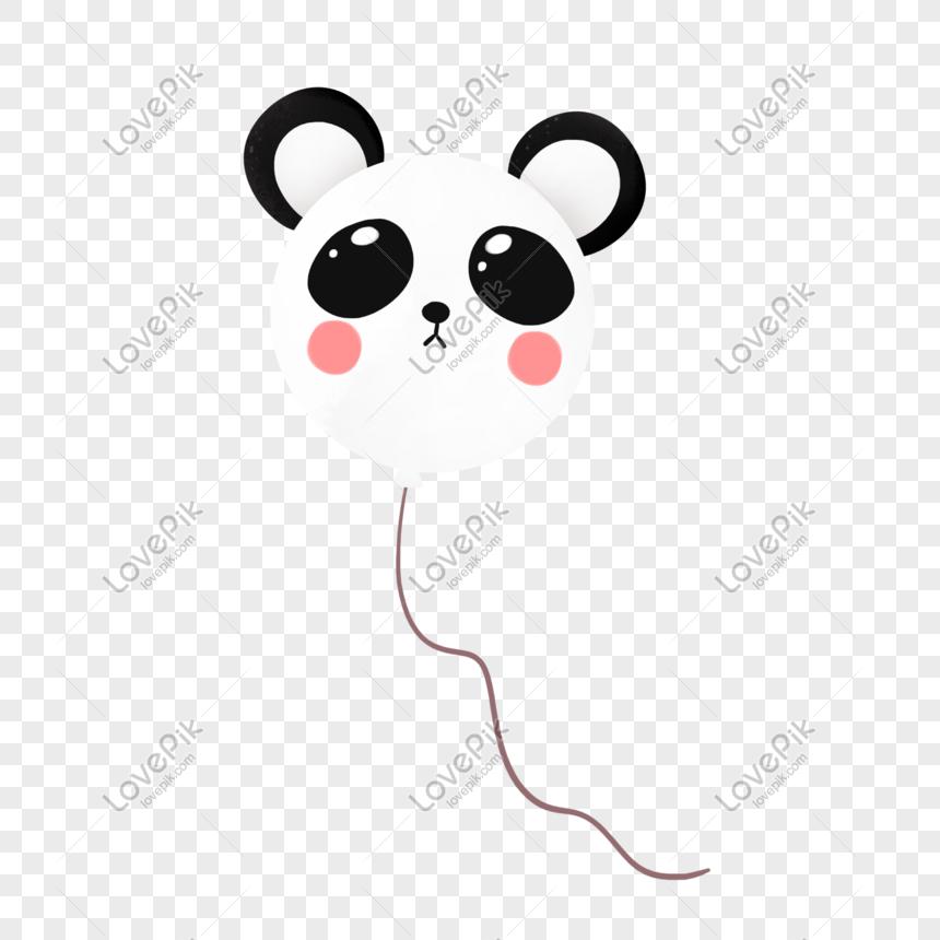 Bulu Panda Comel Hitam Dan Putih Gambar Unduh Gratis Imej 401280950 Format Psd My Lovepik Com